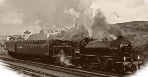 Invención del Ferrocarril